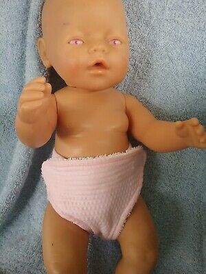 """Handmade Clothes For 17"""" ZAPH  BABY BORN NAPPIES"""