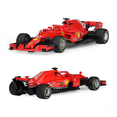 Ferrari F1 Racing Car #7 1:43 Scale Model Car Diecast Vehicle Gift Collection