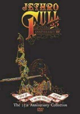 Jethro Tull A New Day Yesterday Dvd 25Th Anniversary Videos+Live+Tv+Extras