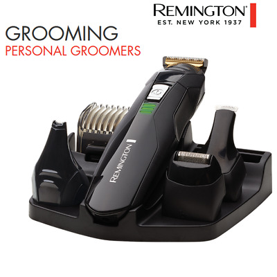 Remington Cordless Shaver Beard Body Hair Clipper Trimmer Mens Electric Groomer