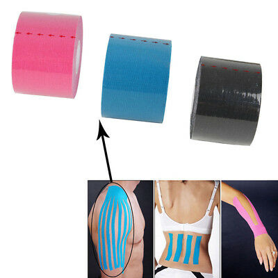 Ln_ Lc_ Ba_ 5 M/Roll Kinesiology Sports Muscle Care Elastic Physio Therapeutic