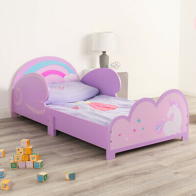 Enjoyable Childrens Unicorn Wooden Bed Toddler Kids Bedroom Furniture Girls Pink Wido Download Free Architecture Designs Pushbritishbridgeorg