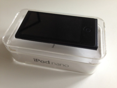 Apple iPod Nano 7th 7 Generation 16GB Space Grey + Box Excellent Condition Boxed