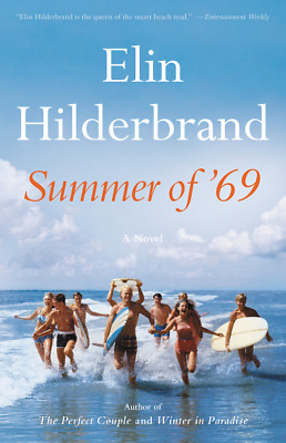 Summer of '69 by Elin Hilderbrand (Only email Delivery)