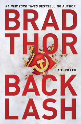 Backlash: A Thriller-The Scot Harvath Series by Brad Thor (Only email Delivery)