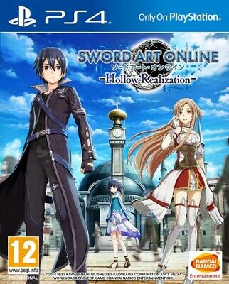 Sword Art Online Hollow Realization PS4 ~ BRAND NEW SEALED ~