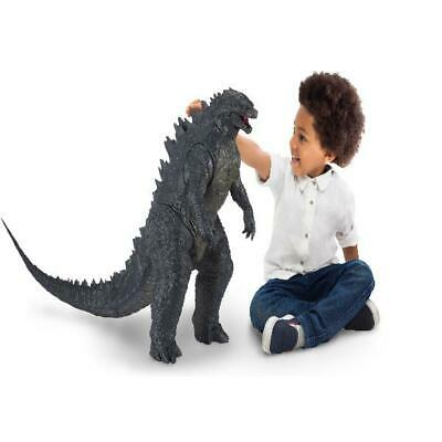 "Jakks Godzilla King Of The Monsters Giant Size 24"" Action Figure Collectible New"