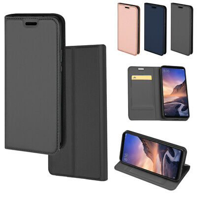For Ulefone Power 6 Luxury Flip PU Leather Wallet Case Slim Magnetic Stand Cover