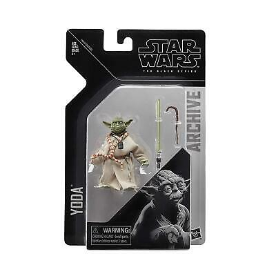 """Star Wars Black Series Archive Yoda 6"""" Scale Action Figure"""