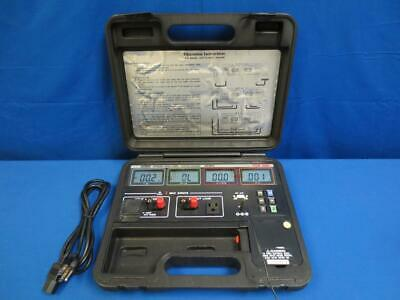 Extech 380803 Power Analyzer/Datalogger True RMS -AS IS