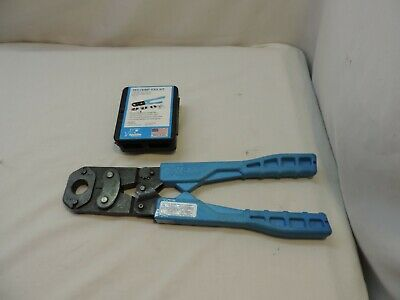 PEX Crimping Tools, Pipe Tools, Light Equipment & Tools