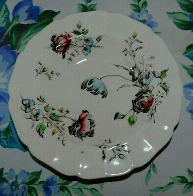 2 mint JOHNSON BROTHERS china DAY IN JUNE  cereal soup bowls (N94ep1s3)