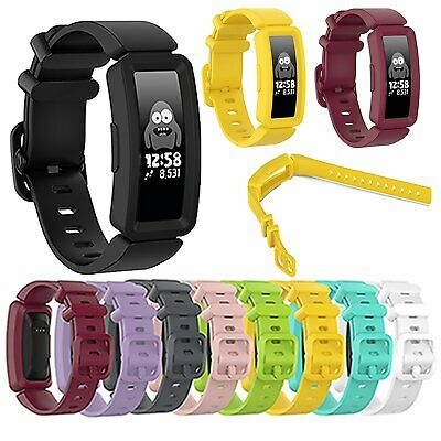 TPE Wrist Band Soft Watch Strap Bracelet Replace for Fitbit Ace2 Watch Belt New