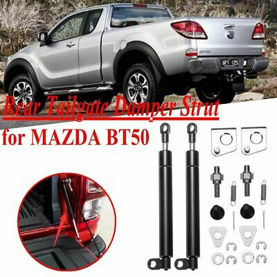 1Pair Car Rear Tailgate Oil Damper Strut Useful For Ford PX Ranger Mazda BT-50 j