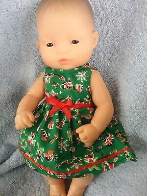 Handmade Clothes For 32cm Miniland  and Baby Alive Doll