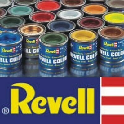 15 Stück Revell Email Color 14ml Dose RESTBESTAND 15 Farbdosen (8,81 Euro/100ml)