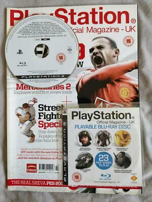 PS3 Official Magazine-UK - #023 Fifa 09. with Demo Disc