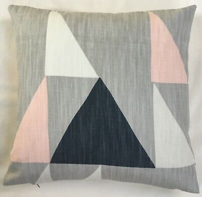 Scion /'Octant/' Cushion Cover in Paprika Multi by Anderson Castle Designs