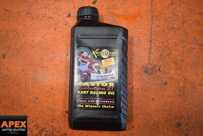 Xeramic Caster Kart Racing Oil - F100 Otk