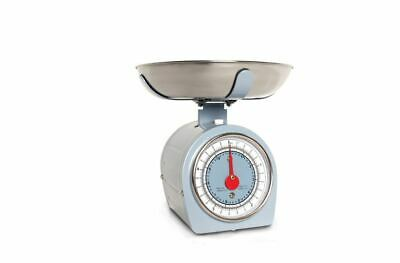 Sabichi 5kg Retro Mechanical Scales Blue Traditional Scales 189622