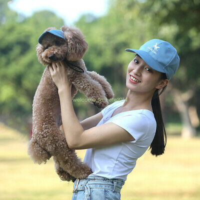 New Pet Dog Hat Baseball Cap Outdoor Sports Travel Sun Hats for Puppy Large Dogs