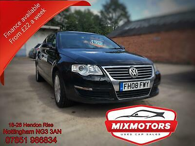 Volkswagen Passat 1.9TDI DPF ( 105PS ) 2008MY Highline 68k Miles FSH WARRANTY