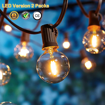 OxyLED LED Outdoor Garden String Lights, [LED Version]Garden Patio Outside for