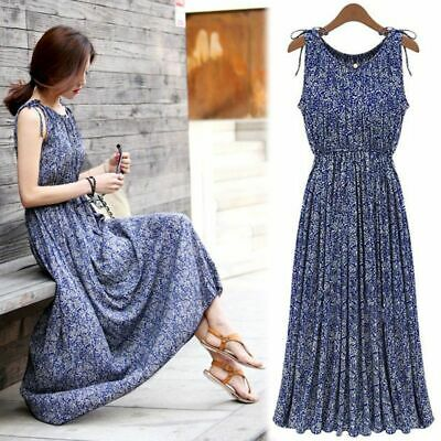 Pregnancy Dresses Comfy Maternity Clothes For Women Sleeveless Pleated Dress New