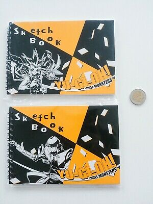 Yu-Gi-Oh! Sketch Books Yami Yugi Seto Kaiba Atem Atemu notes for drawing yugioh