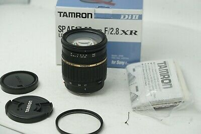 Tamron SP A016 17-50mm f/2.8 LD Di-II XR Aspherical IF AF Lens For Sony Alpha A