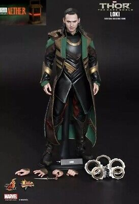 HOT TOYS MMS231 Thor The Dark World Loki - Special Wdition 1/6 Figure - New - UK