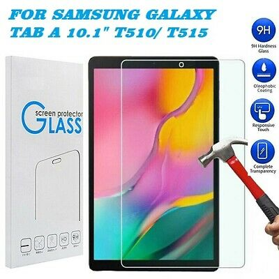 Genuine Tempered Glass Screen Protector For SAMSUNG Galaxy Tab A SM-T515 - 10.1""