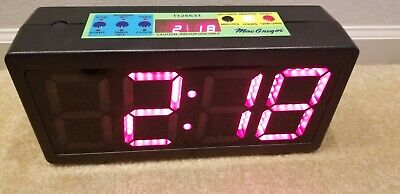 MacGregor Multi Purpose Count Up/Down Timer lock - Model#1126631 -Exc. Condition