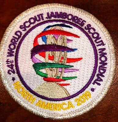 SOLD OUT 24TH 2019 WORLD SCOUT JAMBOREE OFFICIAL WSJ WOSM 3