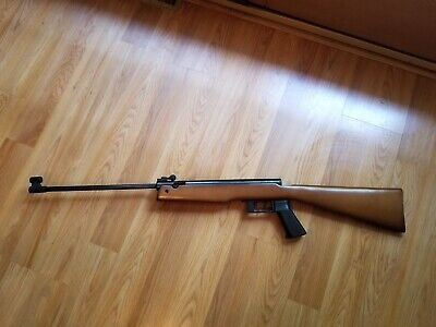 VINTAGE NORICA 47 AIR RIFLE PELLET GUN SINGLE SHOT, Side Lever