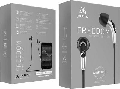(New) Jaybird Freedom F5 Wireless Bluetooth In-Ear Headphones Special Edition
