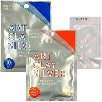NEW Art Clay Silver 35g clay Type Precious Metal clay silver PMC Low fire Japan