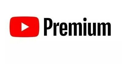 Youtube premium and YouTube music and google play -12 MONTHS - 1 YEAR