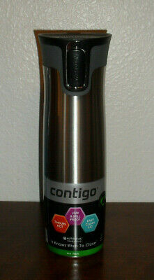 Contigo 24 oz. West Loop Autoseal Stainless Steel Travel Mug w/ Easy-Clean Lid