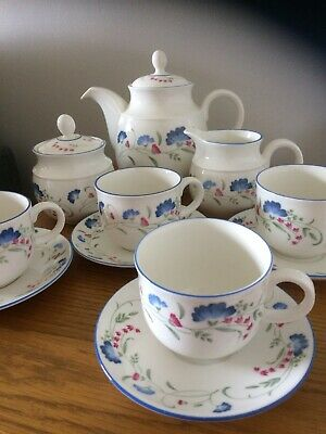 Royal Doulton Windermere Expressions Teaset.