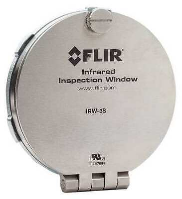 FLIR IRW-3S Infrared Window,3739 sq. mm,IP67,SS