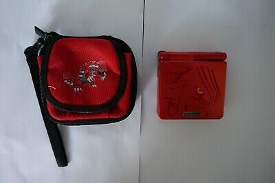 Console Nintendo GameBoy Advance Gba sp Edition Groudon game boy Handheld System