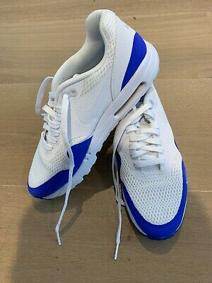 Max Size No 8 Once Used Nike Air Inculded Royal Blue Box Uk Essential 1 CxsdtrhQ