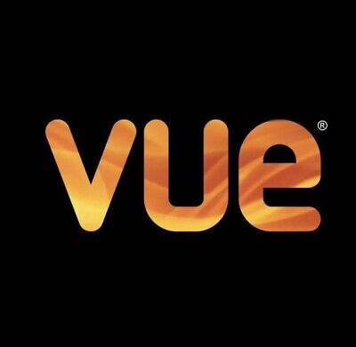 Vue Discounted Adult Child 2D Cinema E-Ticket Codes Instant Codes