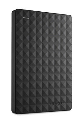 """Seagate Expansion Portable HDD 2.5"""" USB3 2TB External / USB Powered"""
