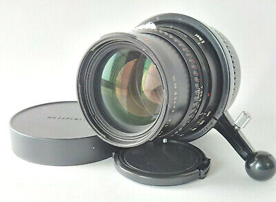 Hasselblad Zeiss Sonnar C T* 150mm f/4 Prime Lens with Focus Lever - V Mount