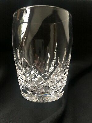 Stuart Crystal Glengarry A 10Oz Barrel Shaped Flat Tumbler
