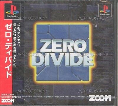 USED PlayStation DIVIDE 1 ZERO