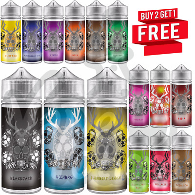 JUST JUICE PREMIUM UK 50/50 E Liquid E Juice - 0mg 3mg 6mg
