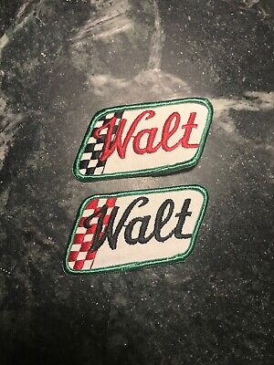 VINTAGE Name Patch Mechanic Work Shirt KEVIN Patches Service Garage Auto Rare70s